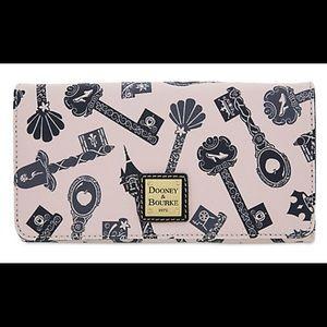 Dooney & Bourke Disney Princess Keys Wallet